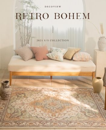 DECO VIEW Persian Style Collaboration Carpets & Rugs
