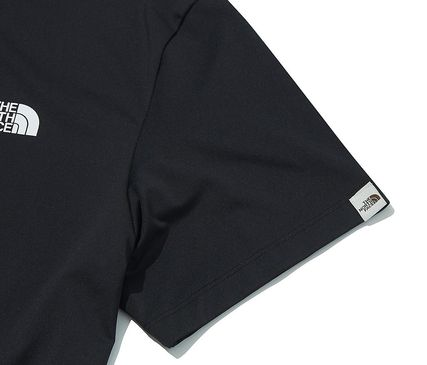 THE NORTH FACE More T-Shirts Unisex Street Style Outdoor T-Shirts 3