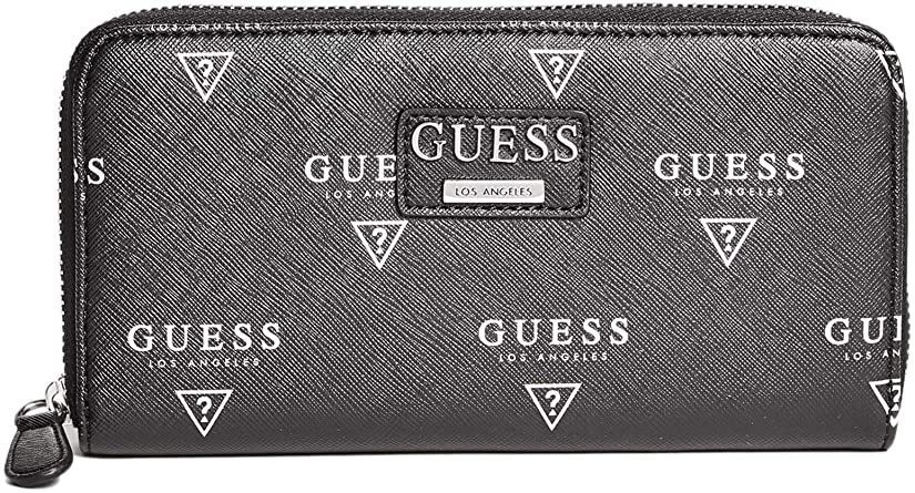 shop guess wallets & card holders