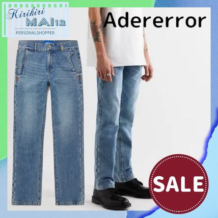 ADERERROR More Jeans Jeans