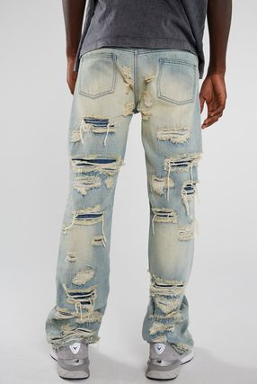 JADED LONDON More Jeans Denim Street Style Cotton Jeans 2