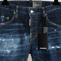 D SQUARED2 More Jeans Denim Street Style Logo Jeans 6