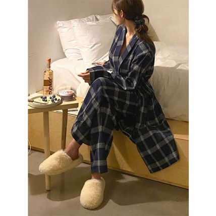 Other Plaid Patterns Unisex Cotton Oversized
