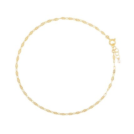 leah alexandra Casual Style Party Style Silver Office Style 14K Gold