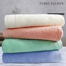 Terry Palmer Plain Co-ord Icy Color Bath & Laundry