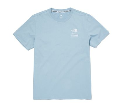 THE NORTH FACE More T-Shirts Unisex Street Style Outdoor T-Shirts 2