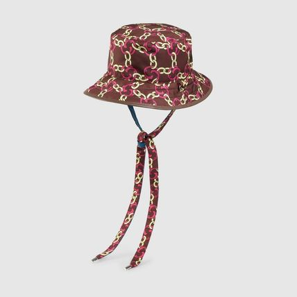 GUCCI Unisex Street Style Bucket Hats Keychains & Bag Charms