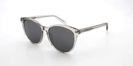 Saint Laurent Unisex Street Style Sunglasses