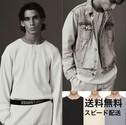 FEAR OF GOD More Tops Street Style Tops