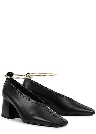 Square Toe Casual Style Plain Party Style Office Style