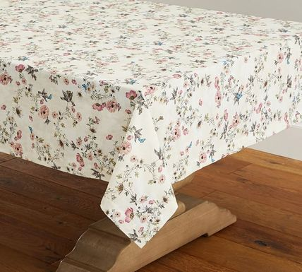 Pottery Barn Bridal Collaboration Tablecloths & Table Runners