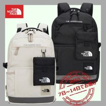 THE NORTH FACE Unisex Street Style Logo Backpacks