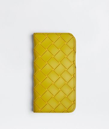 BOTTEGA VENETA Plain Logo Smart Phone Cases