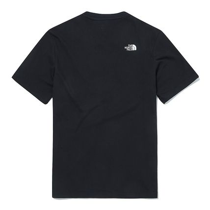 THE NORTH FACE More T-Shirts Unisex Short Sleeves Outdoor Graphic Prints T-Shirts 3