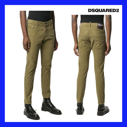 D SQUARED2 More Jeans Corduroy Street Style Jeans