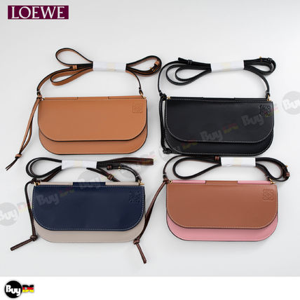 LOEWE GATE Leather Shoulder Bags