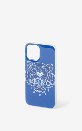 KENZO Street Style Other Animal Patterns Logo Smart Phone Cases