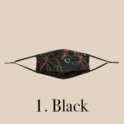 Other Plaid Patterns Unisex Street Style Face Masks
