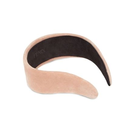 FENDI Formal Style  Bridal Scrunchy Casual Style Party Style