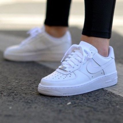Nike AIR FORCE 1 Unisex Kids Girl Sneakers