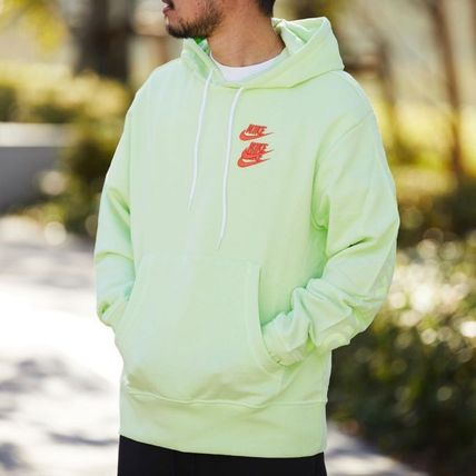 Nike Sweat Street Style Hoodies