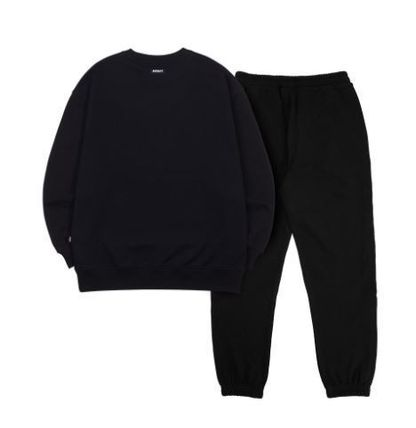 Unisex Oversized Co-ord Sweats Two-Piece Sets