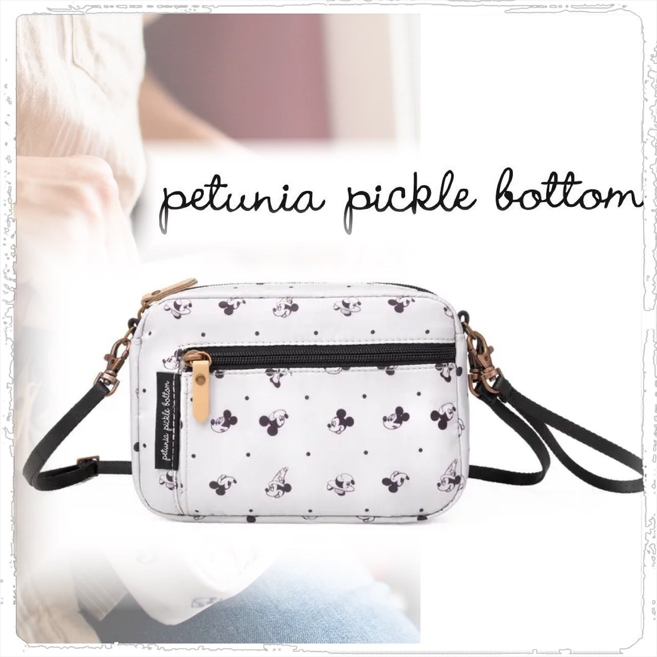 shop petunia pickle bottom bags