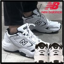 New Balance Casual Style Unisex Street Style Logo Low-Top Sneakers
