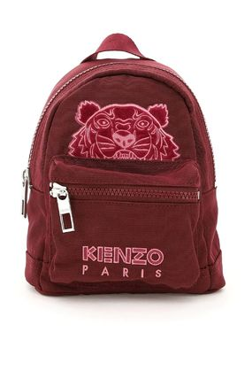 KENZO Logo Backpacks