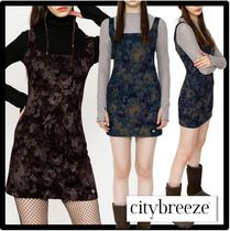citybreeze Casual Style Street Style Dresses