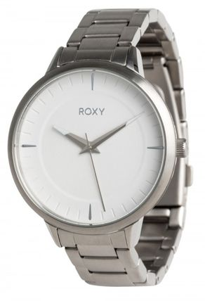 ROXY Round Casual Style Unisex Stainless Analog Watches