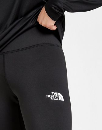 THE NORTH FACE Other Plaid Patterns Casual Style Sweat Street Style Plain