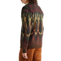 Needles Cardigans Unisex Wool Street Style Front Button Cardigans 9