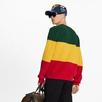 Louis Vuitton Sweaters Striped Pullover 5