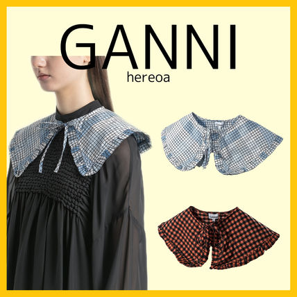 Ganni Other Plaid Patterns Casual Style Party Style Elegant Style