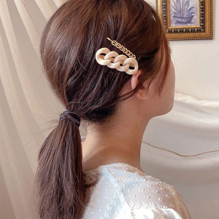 Unisex Street Style Hair Accessories