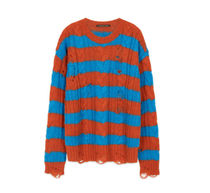 ANDERSSON BELL Sweaters Unisex Street Style Long Sleeves Logo Sweaters 8