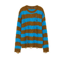 ANDERSSON BELL Sweaters Unisex Street Style Long Sleeves Logo Sweaters 11