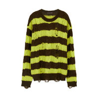 ANDERSSON BELL Sweaters Unisex Street Style Long Sleeves Logo Sweaters 15