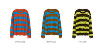 ANDERSSON BELL Sweaters Unisex Street Style Long Sleeves Logo Sweaters 17