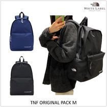 THE NORTH FACE WHITE LABEL Casual Style Unisex Backpacks