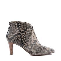Seychelles Casual Style Leather Pin Heels Party Style Python