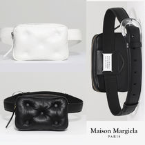 Maison Margiela Casual Style Street Style Party Style Office Style Logo Bags