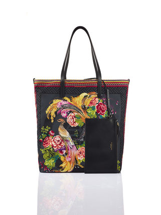 Other Animal Patterns Elegant Style Formal Style  Totes