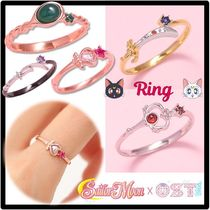 OST Casual Style Street Style Rings