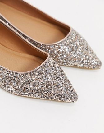 ASOS Casual Style Party Style Flats