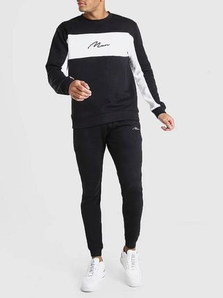 boohoo Street Style Co-ord Sweats Two-Piece Sets