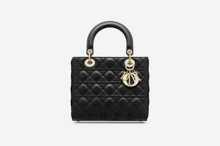 Christian Dior LADY DIOR Medium Lady Dior Bag