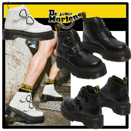 Dr Martens Casual Style Unisex Street Style Boots Boots