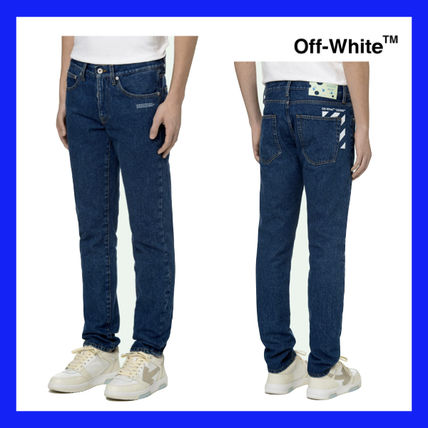 Off-White More Jeans Street Style Jeans